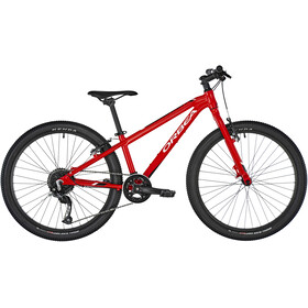 ORBEA MX Team 24'' Børn, red/white